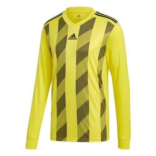 Maillot Striped 19 ML jaune/noir ADIDAS