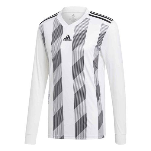 Maillot Striped 19 ML rouge/blanc Enfant ADIDAS