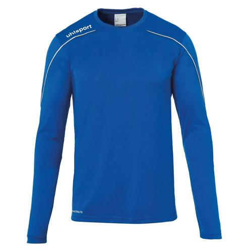 Maillot ML Stream 22 Azur/Blanc UHLSPORT