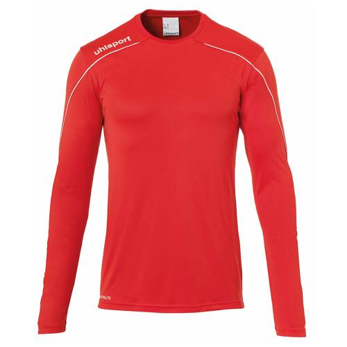 Maillot ML Stream 22 Rouge/Blanc enfant UHLSPORT