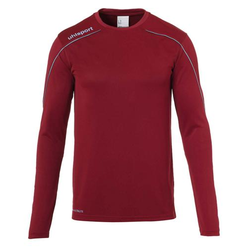 Maillot ML Stream 22 Bordeaux/Ciel enfant UHLSPORT