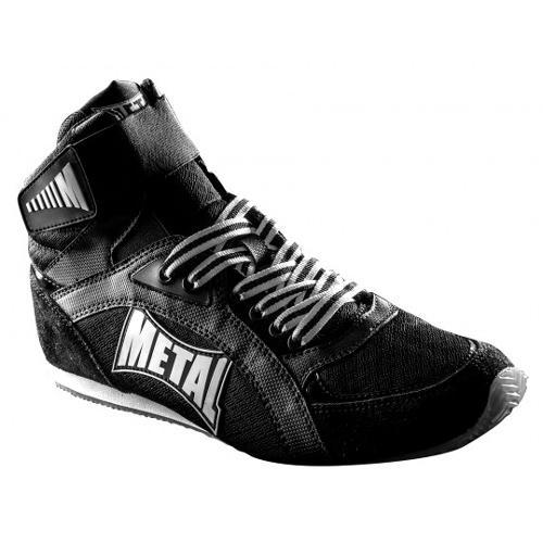 Chaussure Métal Boxe Multiboxe Viper noire