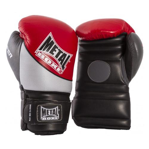 Gants de Prof Métal Boxe Cuir Viper