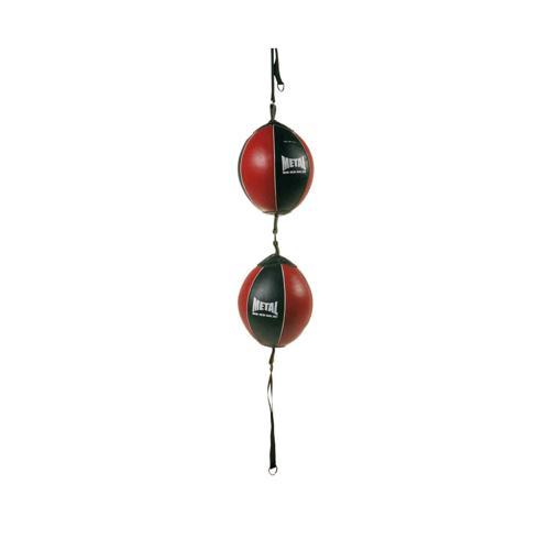 Double ballon élastique Métal Boxe