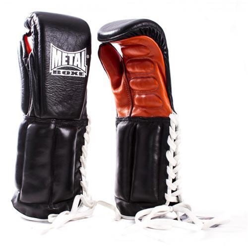 Gant de Prof Cuir Master Métal Boxe