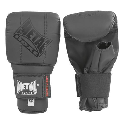 Gant de sac Métal Boxe Noir