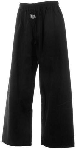 Pantalon Karaté Métal Boxe Noir