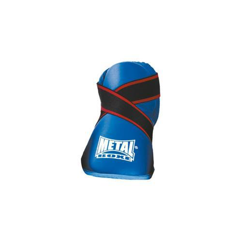 Protège pied prima Métal Boxe Bleu