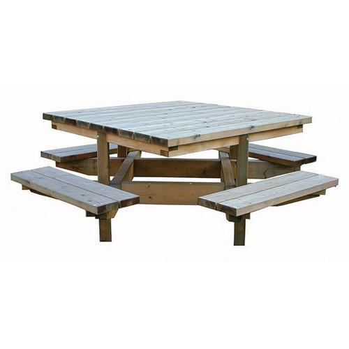 TABLE / BANC TOUTENCARRE