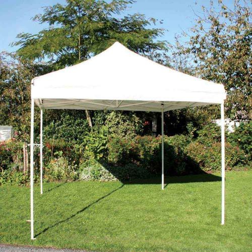 Tente repliable Abripratic Eco 3m x 3m
