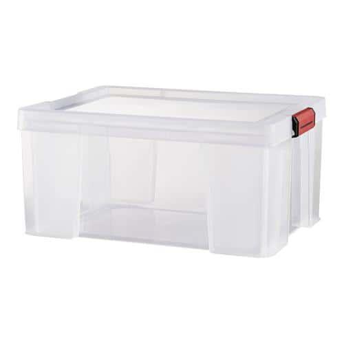 Box de 17 litres Clip'n Store