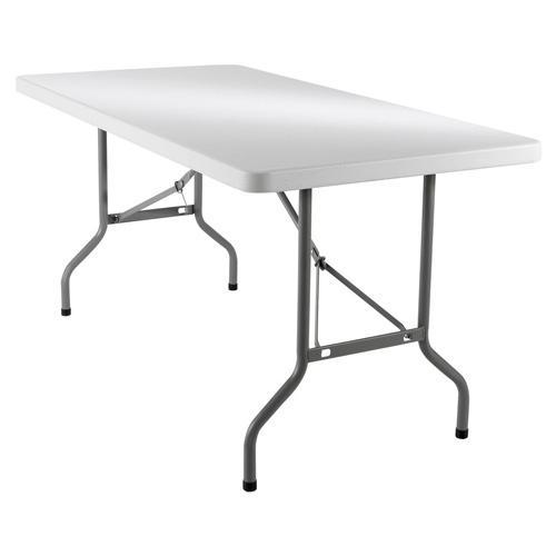 Table pliante LIFETIME 152x76cm