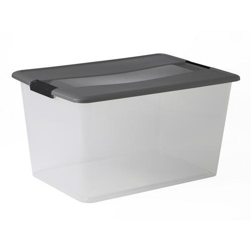 Box avec couvercle 48 L