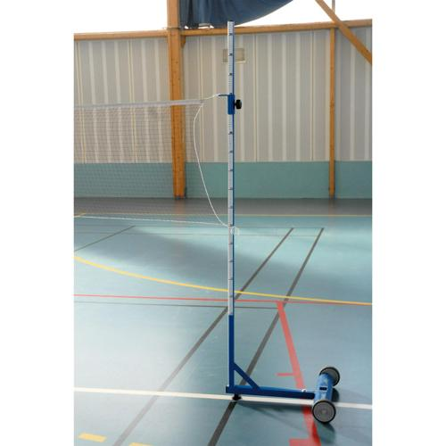 Poteaux Multisports mobiles avec lests de 25 kg CASAL SPORT