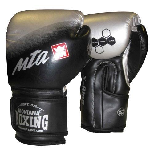 Gants multiboxes Montana X-Ring noir
