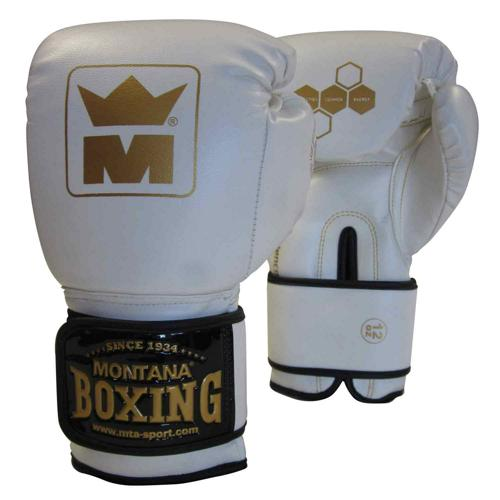 Gants initiation multiboxes Montana blanc