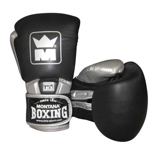Gants multiboxes Montana X-Win noir/argent