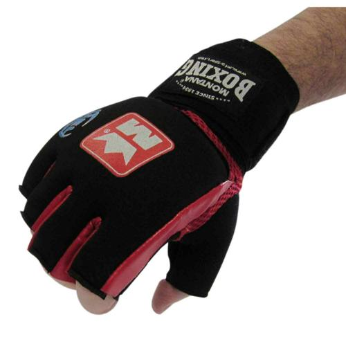 Sous-gants gel Montana Gel Shock noir