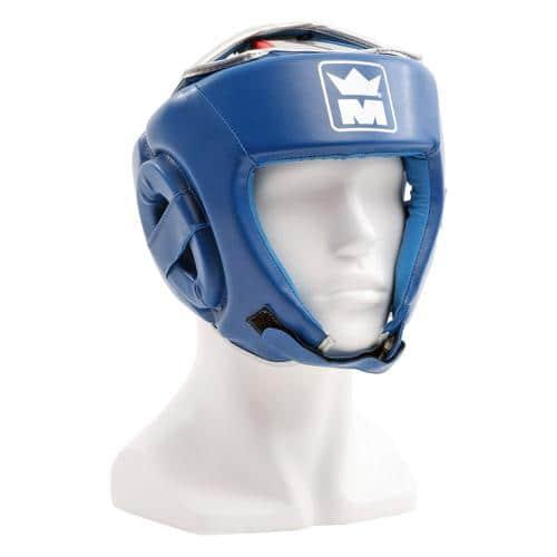 Casque boxe Montana Amateur bleu