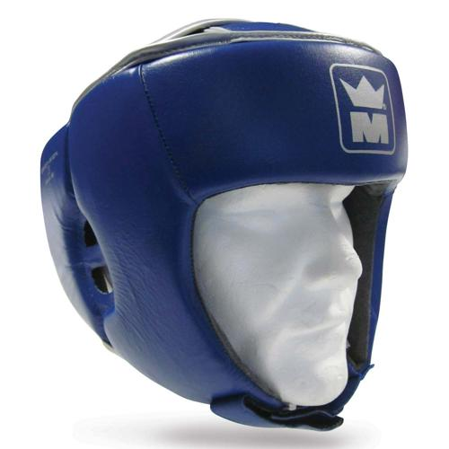 Casque boxe Montana Kombat bleu