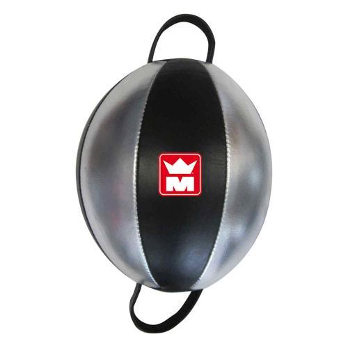 Ballon double élastique Montana MPS 2000 noir/argent