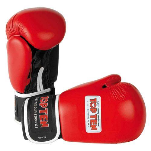 Gants AIBA Topten 2010-4010 rouge