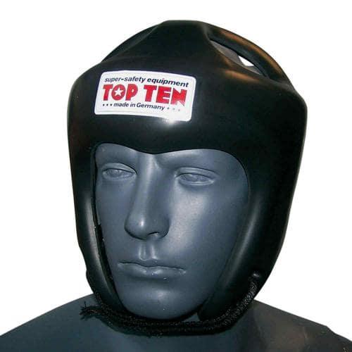Casque boxe Topten Competition Fight 4061 noir
