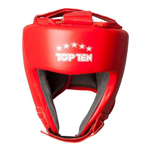 Casques AIBA Topten 4069-4003 rouge