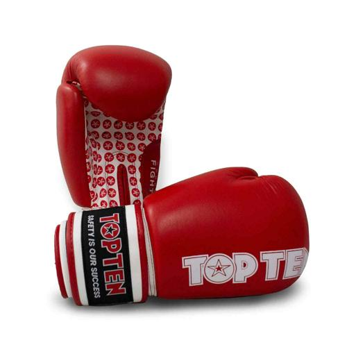 Gants multiboxes Topten Gant Fight New 20661-4010 rouge