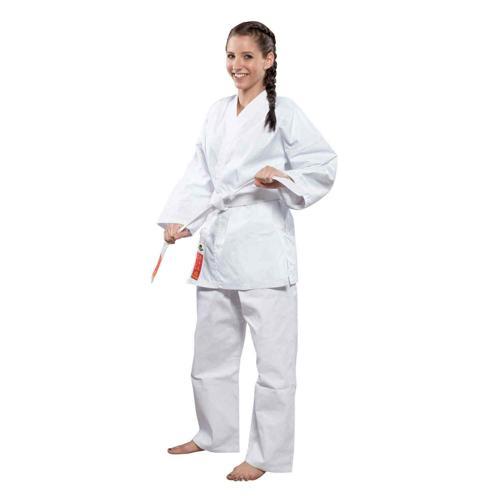 Kimono karaté WKF Hayashi Heian 020-1110 blanc