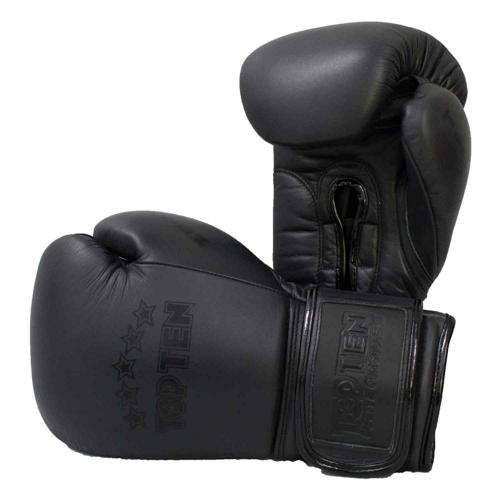 Gants multiboxes Topten Black'NBlack 2516-9910 noir