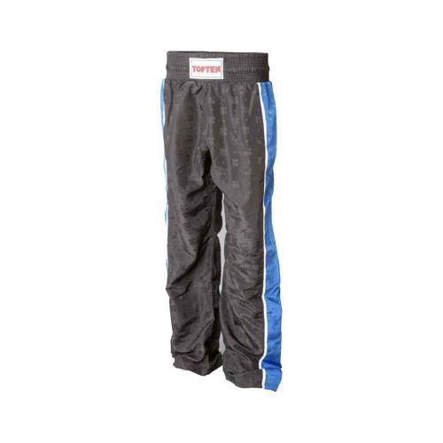 Pantalon kickboxing Topten Classic 2 noir/bleu