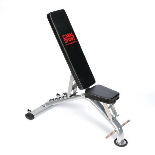 Banc de musculation réglable C810 Casal sport