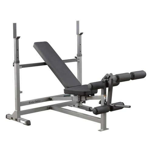 Banc combo développé bras et jambes - Body Solid - GDIB46L