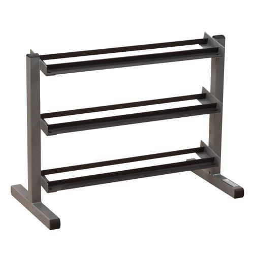 Range haltères 3 niveaux Body Solid - GDR363