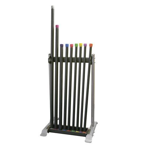 Range barres lestées de fitness - Body Solid - GFR500