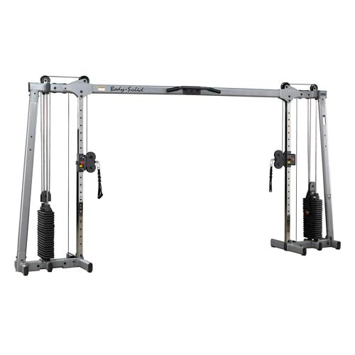 Vis-à-vis tirage par poignées - Body Solid - GDCC250 Maxi Functional training center 2 x 75 kg