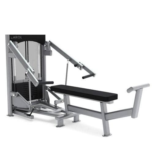 Développé couché convergent LAROQ Tannac - charge de 75 kg