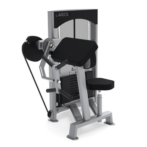 Biceps avec réa LAROQ Tannac charge de 60 kg