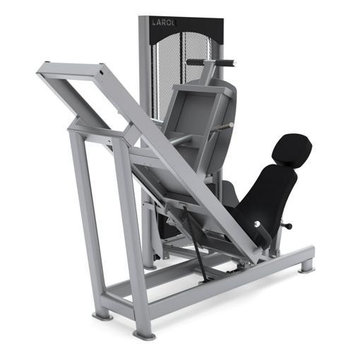 Presse à 45° plateau mobile LAROQ Tannac - charge de 135 kg