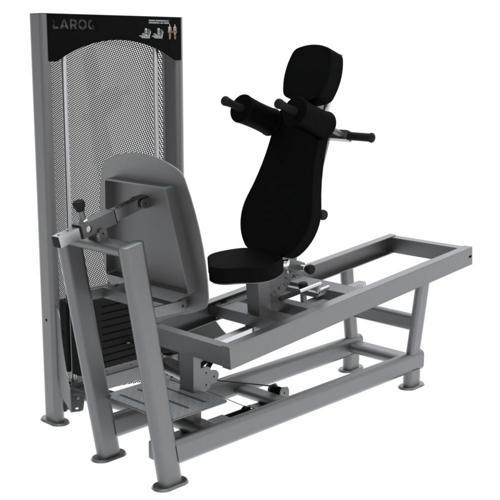 Presse squat couché mixte LAROQ Tannac - charge de 140 kg
