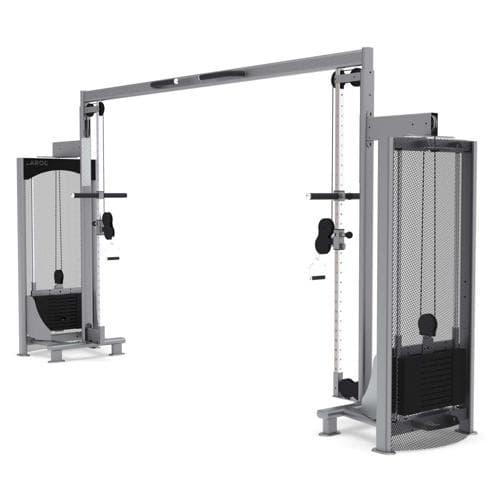 Vis-à-Vis avec poulie réglable LAROQ Tannac  - charge de 2 x 60 kg