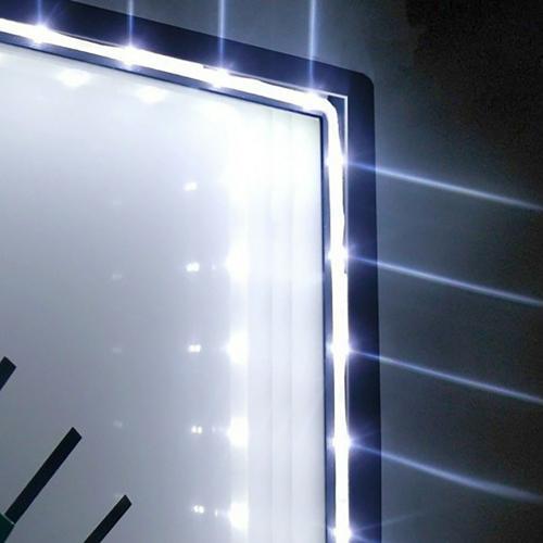 Éclairage LEDs pour Compte secondes cruciforme - IHM