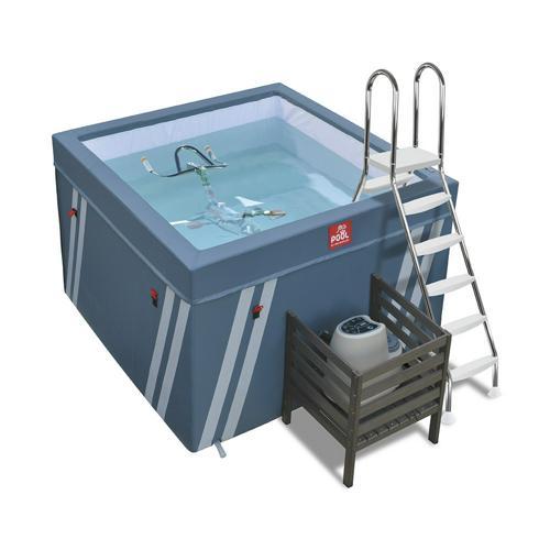 Bassin pour aquabike Waterflex - Fit's pool