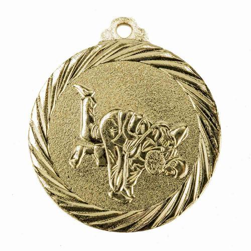 Médaille Promotion Judo