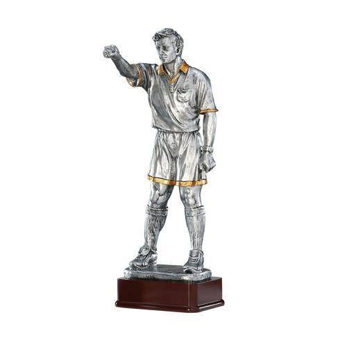 Trophée Arbitre Foot 30 cm