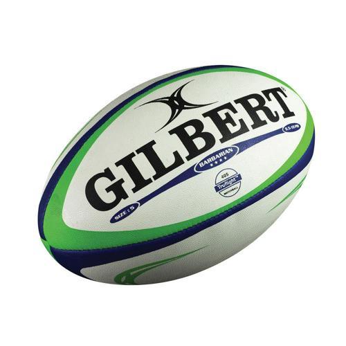 Ballon de rugby Gilbert Barbarian - Taille 5