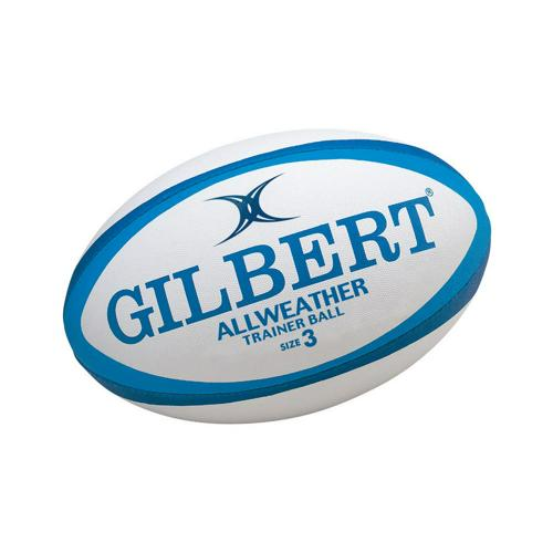 Ballon de rugby - Gilbert allweather trainer taille 3