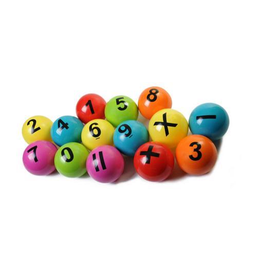 14 balles lisses pédagogiques