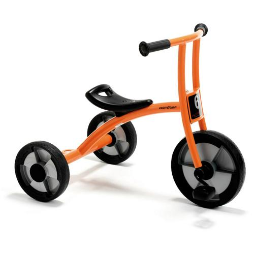 Tricycle medium gamme évolutive